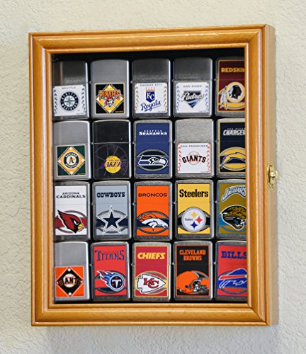 Zippo Lighter Display Case - 3