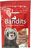 Marshall Ferret Treats, Meaty Bacon, Bandits, 3 Ounce, 20 Pack Review