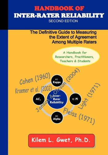 Download Handbook of Inter-Rater Reliability (Second Edition) ebook
