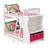 My Twinn Doll's Heart Bunkbed, Baby & Kids Zone