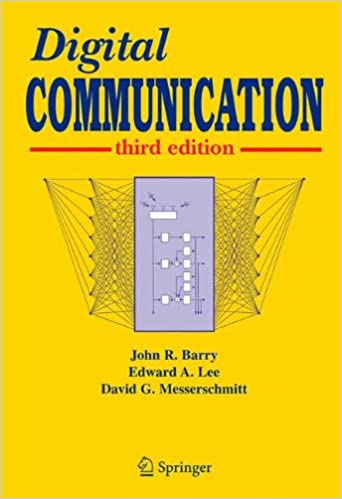 Digital Communication: Amazon.es: John R. Barry, Edward A. Lee, David G. Messerschmitt: Libros en idiomas extranjeros