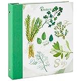 Hallmark Herbs and Spices Recipe Organizer Book