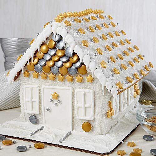 Gingerbread House Kit - Wilton Christmas Pre-Assembled House,