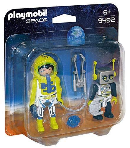 Playmobil - Mars Mission: Astronaut and Robot Duo Pack