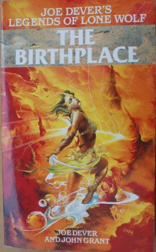 book cover of The Birthplace