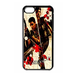Character Phone Case Resident Evil For iPhone 5C NC1Q03206