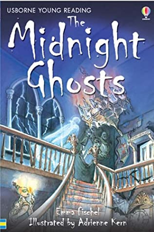 book cover of The Midnight Ghosts