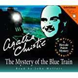The Mystery of the Blue Train: A Hercule Poirot Mystery (Mystery Masters)