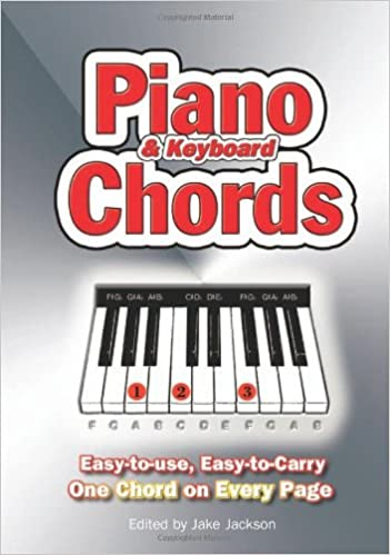 Piano and Keyboard Chords. Easy to Use, Easy to Carry, One Chord on ...