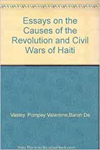 essays on the haitian revolution