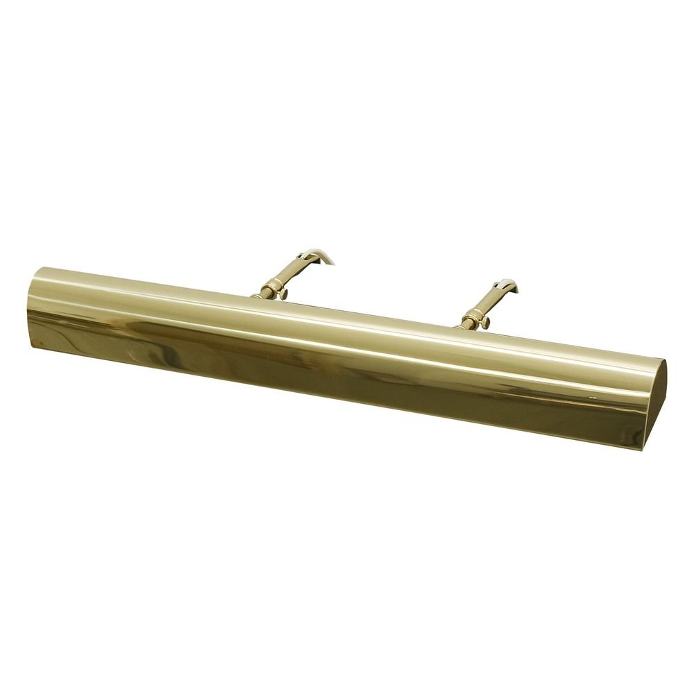 House of Troy T24-61-CA Classic Traditional 3LT 24IN Picture Light, Polished Brass Finish by House of Troy Lighting