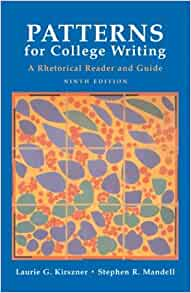 PDF Patterns for College Writing: A Rhetorical Reader and Guide, 12th Edition For Ipad