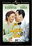 The Lady Eve [DVD] [1941]