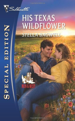 book cover of His Texas Wildflower