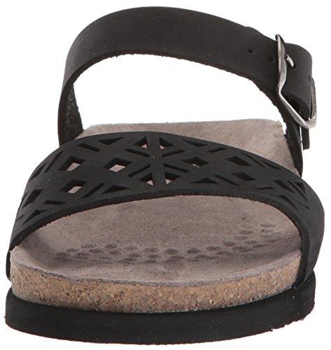 Slide Black Sandal Mephisto Women's Hirena p0wqxXqE