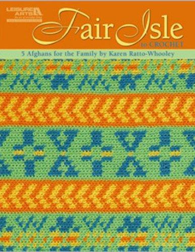 - Fair Isle to Crochet