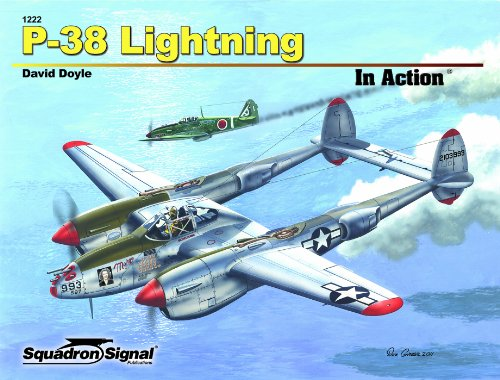 P-38 Lightning in Action - Aircraft No. 222