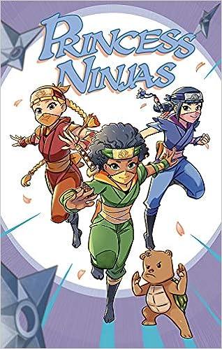 Princess Ninjas: Amazon.es: Dave Franchini, Eduardo Garcia ...