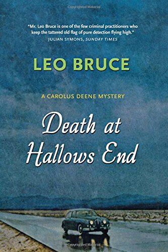 Read Online Death at Hallows End: A Carolus Deene Mystery (Carolus Deene Mysteries) PDF
