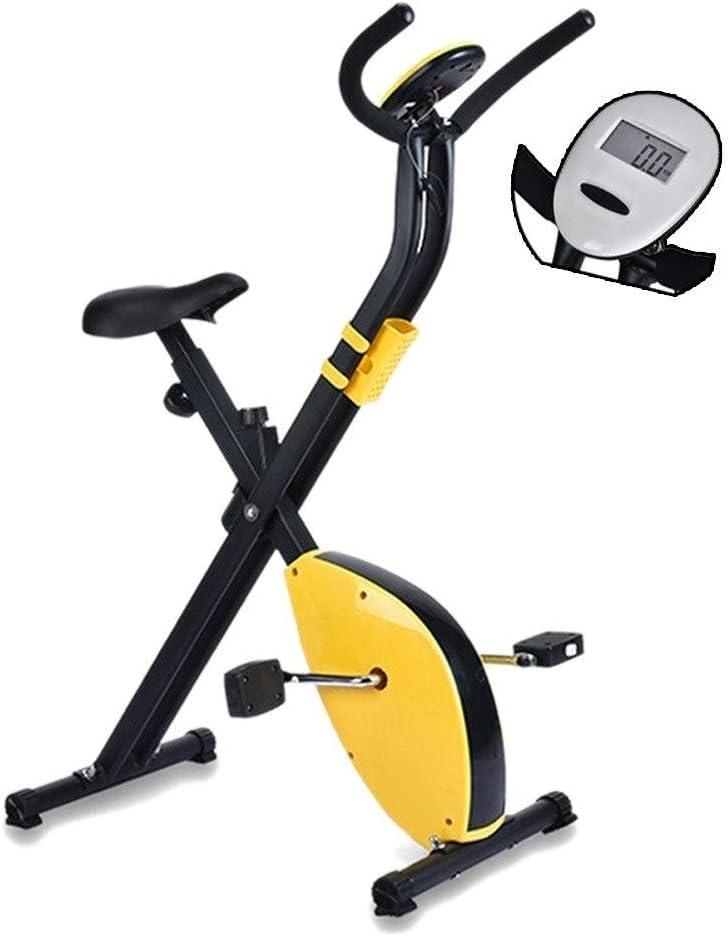 Bicicletas Estáticas Bicicletas Estáticas Home Fitness Equipment Pedales Cubierta Peso del Ejercicio De Máquinas Bicicletas De Ejercicio Plegable Ultra Silencioso