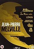 Jean-Pierre Melville Collection - 6-DVD Box Set ( Bob Le Flambeur / Léon Morin, prêtre / Le doulos / L'armée des ombres / Le cercle rouge / Un fl [ NON-USA FORMAT, PAL, Reg.2 Import - United Kingdom ]