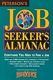 Jobs Seeker's Almanac, Peterson's Guides Staff, 0768902584