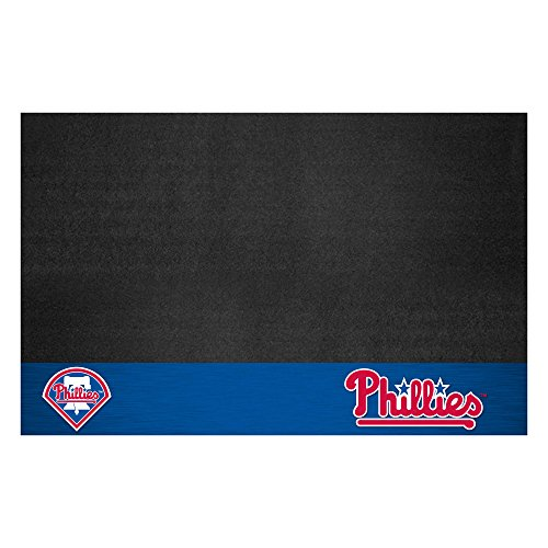 (FANMATS MLB Philadelphia Phillies Vinyl Grill)