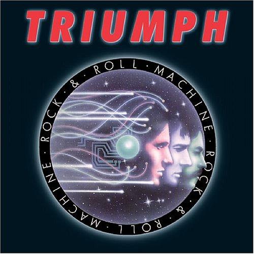 CD : Triumph - Rock N Roll Machine (Remastered)