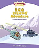 img - for Level 5: Poptropica English Ice Island Adventure (Pearson English Kids Readers) by Coleen Degnan-Veness (2014-11-27) book / textbook / text book