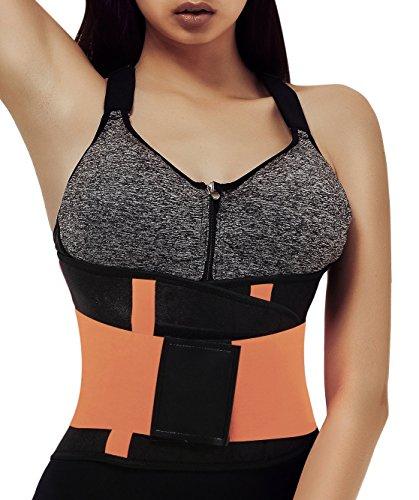 Womens-Waist-Trainer-BeltWaist-Cincher-Trimmer-Slimming-Workout-Body-Shaper-for-Weight-Loss