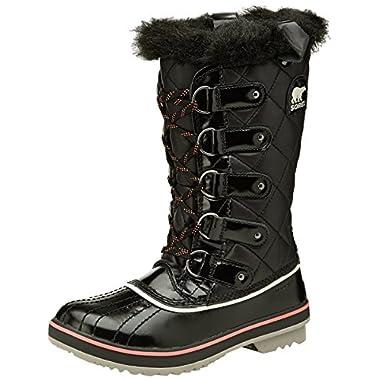 Sorel Women's Tofino Boots, Black, 8 B(M) US