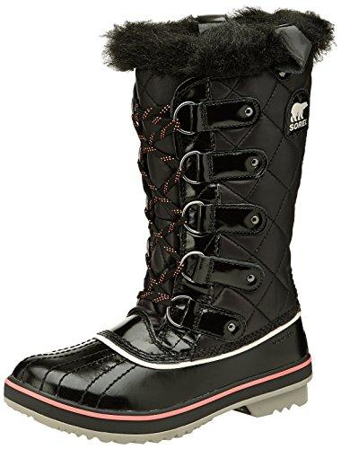 Sorel Women's Tofino Boots, Black, 7 B(M) US