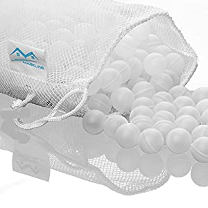 Sous Vide Balls BPA Free 250 Count With Drying Bag