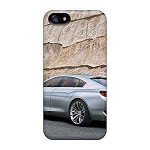 For Iphone Cases, High Quality Bmw Concept Cs Rear Angle For Iphone 5/5s Covers Cases