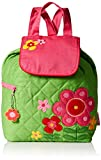 Stephen Joseph Quilted Backpack, Flower
