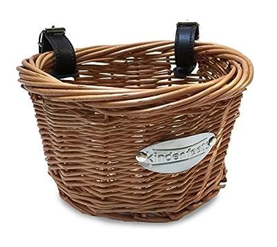 Kinderfeets Basket for Kinderfeets Classic, Retro and Tiny Tot Balance Bikes
