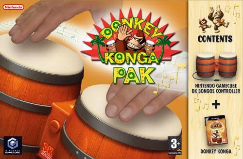DK Bongos - best gamecube accessories