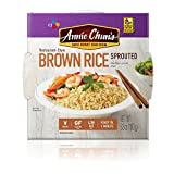 Annie Chun's Rice Express, Sprouted Brown Sticky Rice, 6.3 Ounce (Pack of 6)