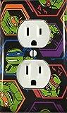 ninja turtle light cover - Teenage Mutant Ninja Turtles Decorative Outlet Cover Wall Plate