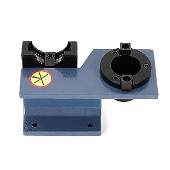 CAT40 Billet Aluminum Tool Holder Tightening Vise Mounting Fixture Set Brackets CHUNSHENN Bracket Tool