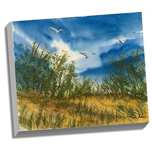 - Karen Condron Spirit Foundation Spring 32x40 Stretched Canvas
