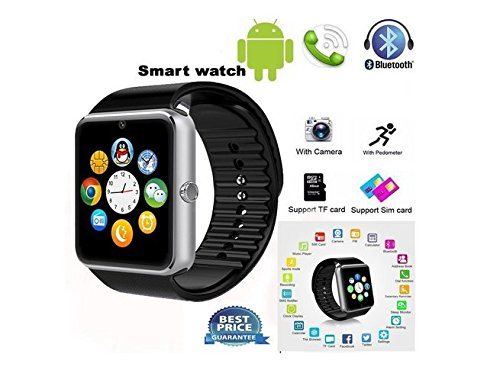 AlbitaStore GT08 Smart Watch / Reloj inteligente GT08 (disponible ...
