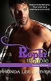 Ropin' Trouble (Cowboys of Nirvana Book 2)