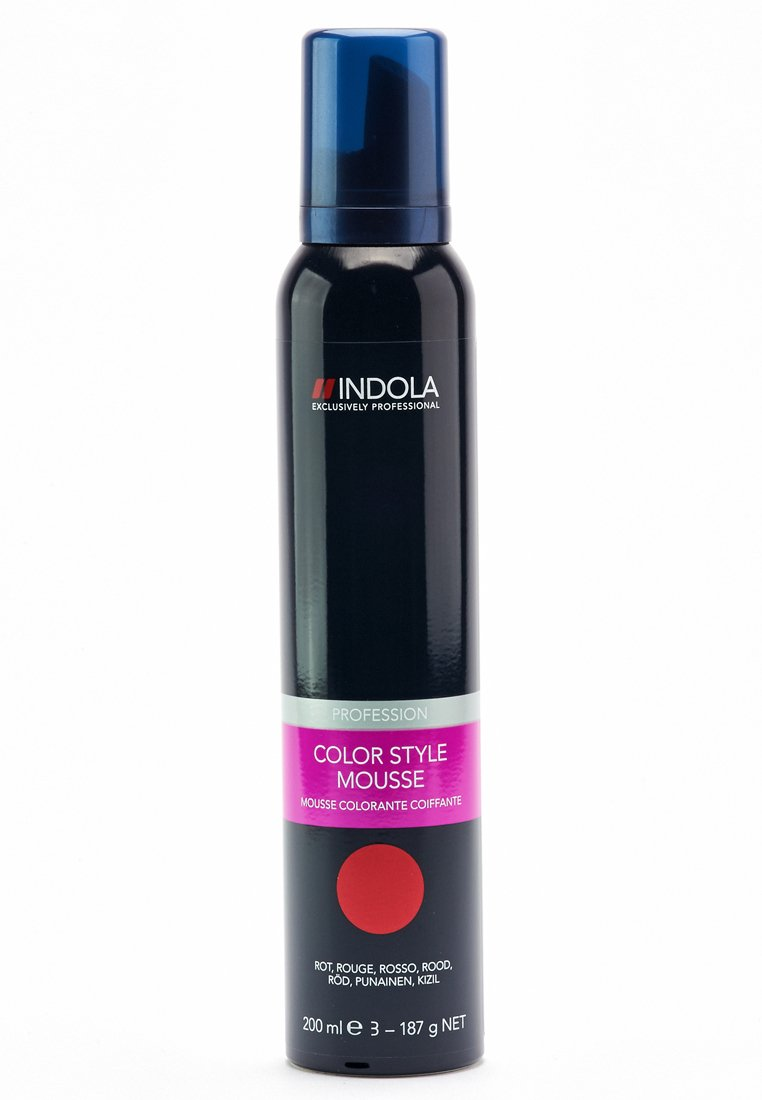 Indola Colour Mousse (Red) Intensive Red
