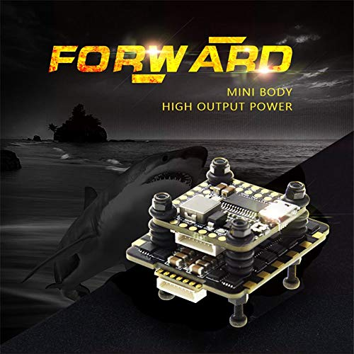 Wikiwand HGLRC FD445 Stack F4 Mini Flight Control FD45A 4 in 1 Mini BLHeli_32 2-6S ESC by Wikiwand (Image #3)