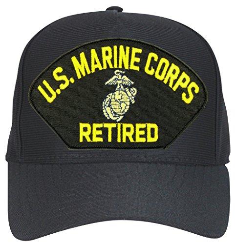 MilitaryBest U.S. Marine Corps Retired with EGA Ball Cap