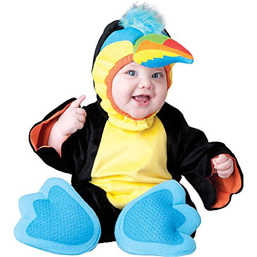 Tiny Toucan Baby Infant Costume - Infant (Toucan Beak Costume)