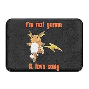 Raichu A Love Song Doormat Rug Door Mat
