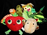 Cloudy With A Chance Of Meatballs 2 Complete Set Of 6 Jumbo Plush