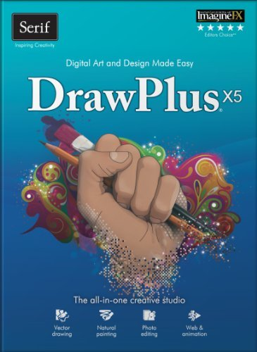 Serif DrawPlus X5 [OLD VERSION] by Serif